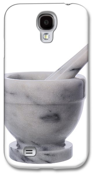 Mortar And Pestle Galaxy S4 Case by Olivier Le Queinec
