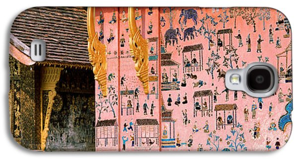 Religious Galaxy S4 Cases - Mosaic, Wat Xien Thong, Luang Prabang Galaxy S4 Case by Panoramic Images