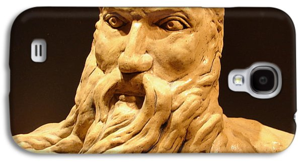 Michael Sculptures Galaxy S4 Cases - Moses Michelangelo  Galaxy S4 Case by Joseph Hawkins