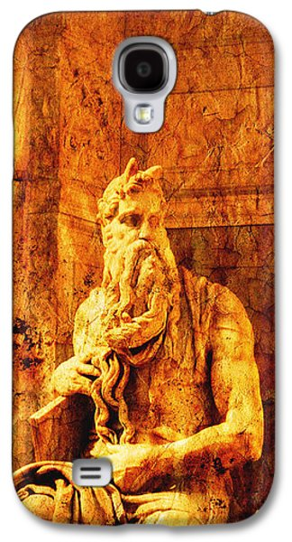 Moses Galaxy S4 Case by Stefano Senise