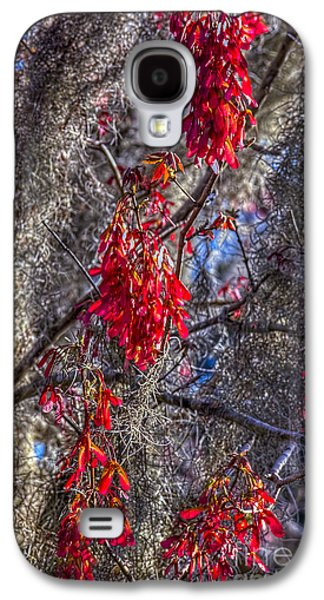 Pods Galaxy S4 Cases - Moss on The Red Tree Galaxy S4 Case by Marvin Spates