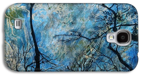 Mystifying Galaxy S4 Cases - Mother Nature Is Watching Galaxy S4 Case by Cathy Geiger