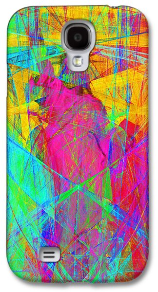 4th July Galaxy S4 Cases - Mother of Exiles 20130618p180 Long Galaxy S4 Case by Wingsdomain Art and Photography