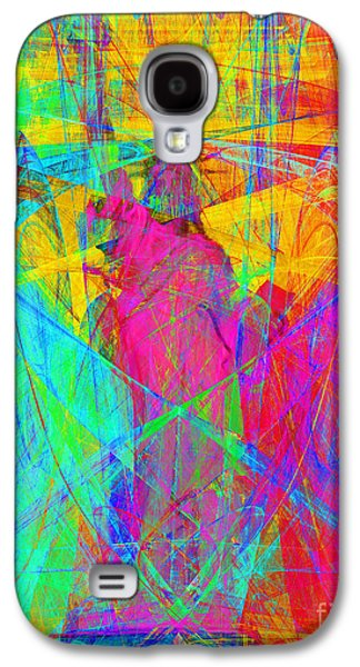 4th July Galaxy S4 Cases - Mother of Exiles 20130618p180 Galaxy S4 Case by Wingsdomain Art and Photography