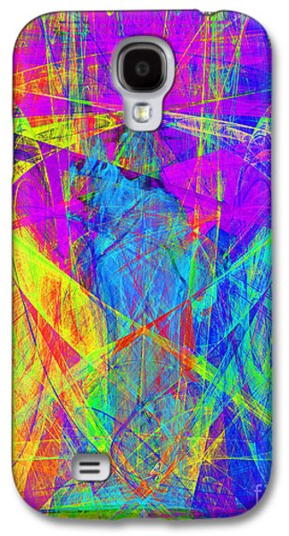 4th July Galaxy S4 Cases - Mother of Exiles 20130618p60 Galaxy S4 Case by Wingsdomain Art and Photography