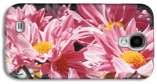 All In The Family Galaxy S4 Cases - Mothers Day Love in Pink Galaxy S4 Case by Belinda Lee