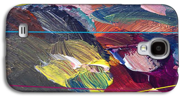 Abstract Movement Galaxy S4 Cases - Motion Slow Galaxy S4 Case by David Lloyd Glover