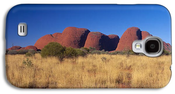 Religious Galaxy S4 Cases - Mount Olga, Uluru-kata Tjuta National Galaxy S4 Case by Panoramic Images