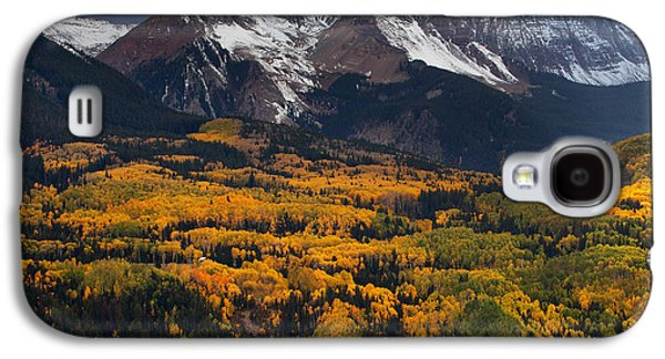 Darren Galaxy S4 Cases - Mountainous Storm Galaxy S4 Case by Darren  White