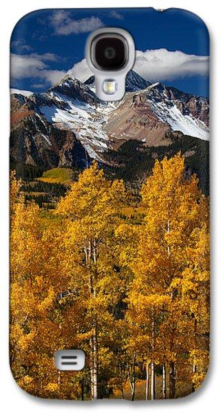 Colorado Galaxy S4 Cases - Mountainous Wonders Galaxy S4 Case by Darren  White