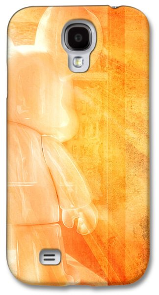 Mouse Digital Art Galaxy S4 Cases - Mouse Number 7 Galaxy S4 Case by Scott Norris