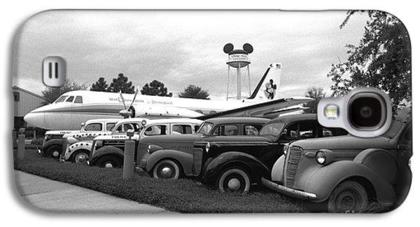 Transportation Photographs Galaxy S4 Cases - Movie Props Disneys MGM Studios 1995 Galaxy S4 Case by Edward Fielding