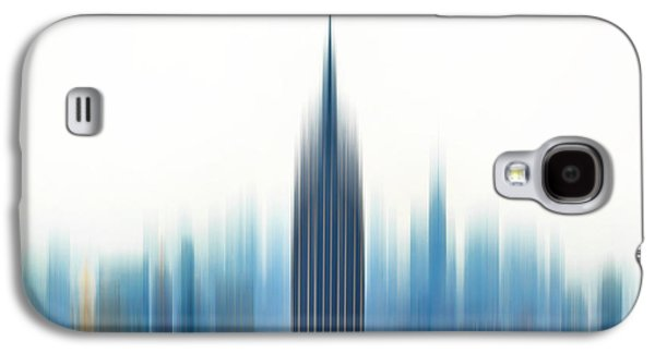 Midtown Galaxy S4 Cases - Moving An Empire Galaxy S4 Case by Az Jackson