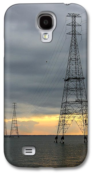 Towers Digital Galaxy S4 Cases - Moving Power Galaxy S4 Case by Mike McGlothlen