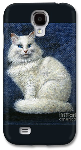 Occupy Beijing Galaxy S4 Cases - Mrs. Moon Galaxy S4 Case by Jane Bucci