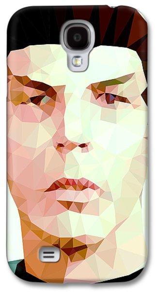 Star Trek Galaxy S4 Cases - Mr.Spock Galaxy S4 Case by Daniel Hapi
