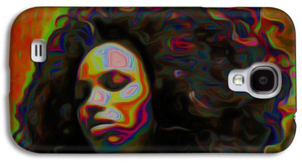 Modern Digital Digital Digital Galaxy S4 Cases - Ms Alt-titude Galaxy S4 Case by  Fli Art