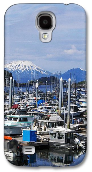 Edgecomb Galaxy S4 Cases - Mt Edgecomb Galaxy S4 Case by Karen Kammer