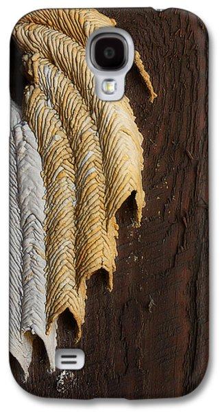 Mud Nest Galaxy S4 Cases - Mud Dauber Nest Galaxy S4 Case by Michael Eingle