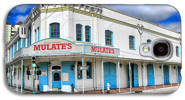 Louisiana Photographs Galaxy S4 Cases - Mulates New Orleans Galaxy S4 Case by Olivier Le Queinec
