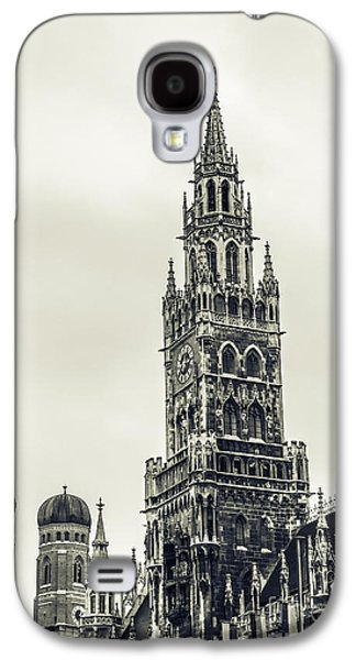 Buildin Galaxy S4 Cases - Munich - ancient Galaxy S4 Case by Hannes Cmarits