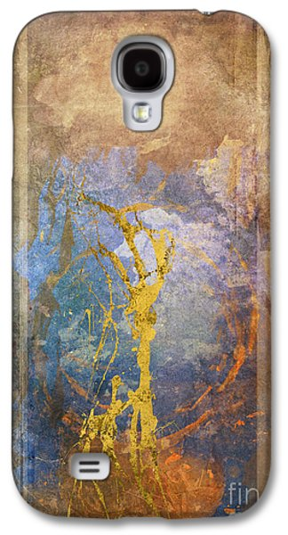 Gradient Galaxy S4 Cases - Muse Galaxy S4 Case by Aimee Stewart
