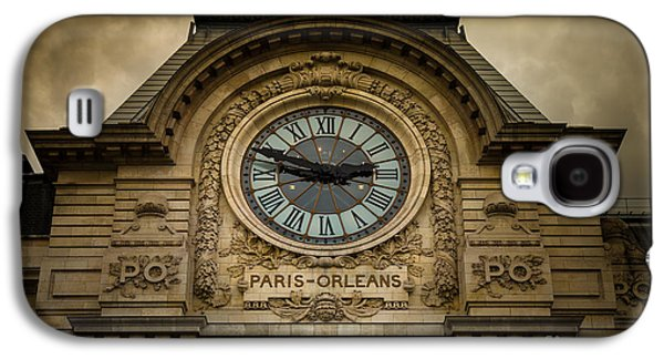 Europa Galaxy S4 Cases - Musee Orsay Galaxy S4 Case by Inge Johnsson