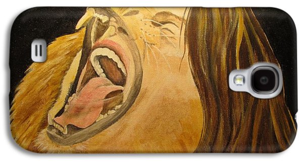 Steven Tyler Paintings Galaxy S4 Cases - Music From Another Dimension Galaxy S4 Case by Jeepee Aero