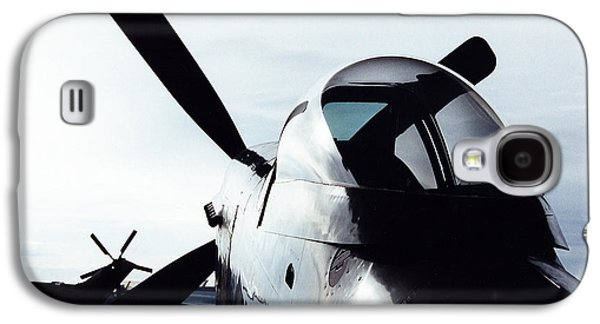 P51 Photographs Galaxy S4 Cases - Mustang Galaxy S4 Case by Paul Job
