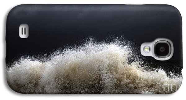 Ocean Shore Galaxy S4 Cases - My Brighter Side of Darkness Galaxy S4 Case by Stylianos Kleanthous