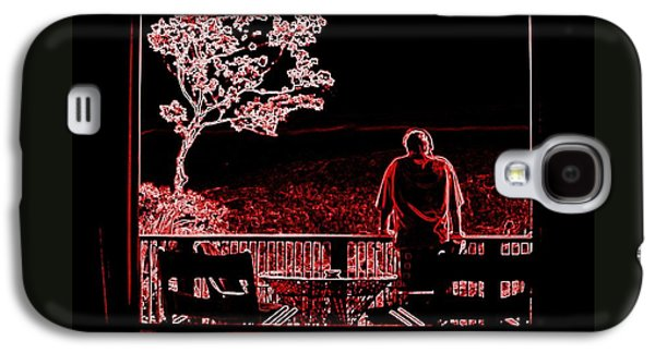 Recently Sold -  - Abstract Digital Photographs Galaxy S4 Cases - My Dreamer Galaxy S4 Case by Karen Wiles