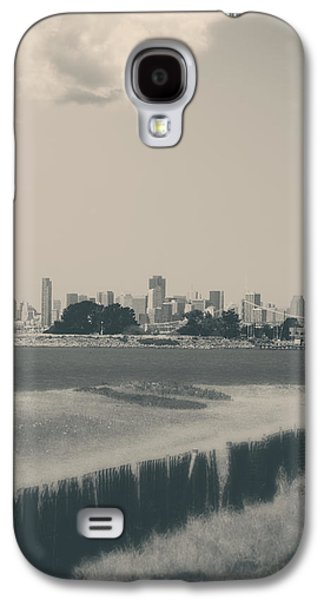 Cloudscape Digital Galaxy S4 Cases - My Mind Knows No Quiet Galaxy S4 Case by Laurie Search