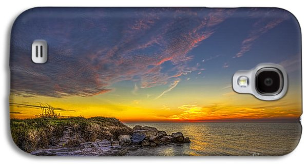 My Quiet Place Galaxy S4 Case by Marvin Spates