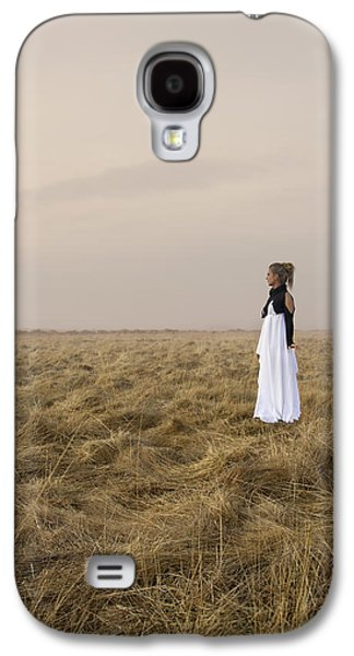 Girl Galaxy S4 Cases - My Soul Awaits Galaxy S4 Case by Evelina Kremsdorf
