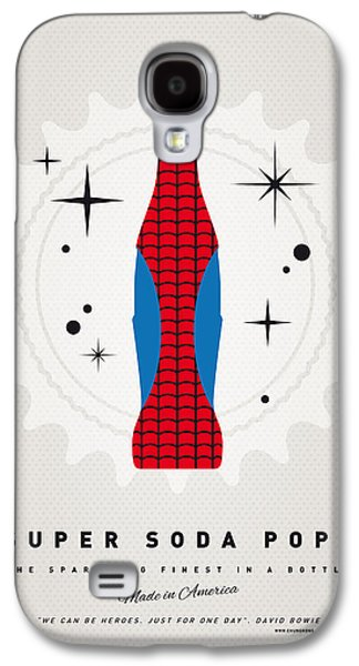 Super Powers Galaxy S4 Cases - My SUPER SODA POPS No-02 Galaxy S4 Case by Chungkong Art