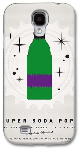Super Powers Galaxy S4 Cases - My SUPER SODA POPS No-11 Galaxy S4 Case by Chungkong Art