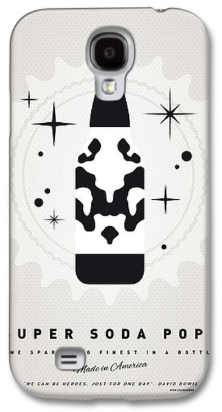 Super Powers Galaxy S4 Cases - My SUPER SODA POPS No-12 Galaxy S4 Case by Chungkong Art