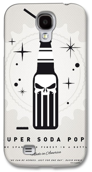 Super Powers Galaxy S4 Cases - My SUPER SODA POPS No-15 Galaxy S4 Case by Chungkong Art
