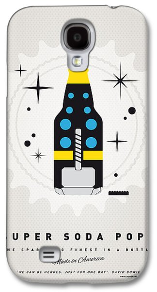 Super Powers Galaxy S4 Cases - My SUPER SODA POPS No-22 Galaxy S4 Case by Chungkong Art