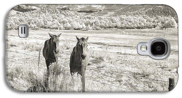 My Two Friends Galaxy S4 Case by Jon Glaser