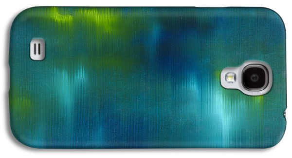 Pallet Knife Galaxy S4 Cases - Mystery in the Night Galaxy S4 Case by David  Seacord