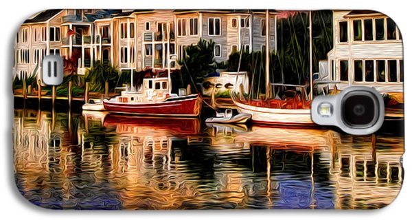 Mystic Galaxy S4 Cases - Mystic CT Galaxy S4 Case by Sabine Jacobs