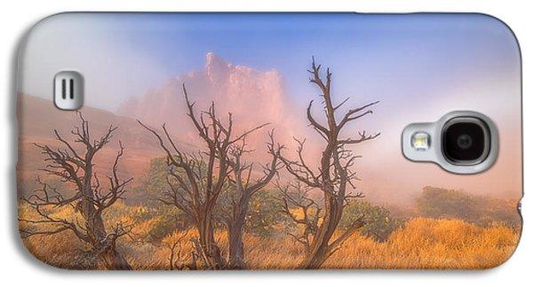 Landscape Acrylic Prints Galaxy S4 Cases - Mystic Wonders Galaxy S4 Case by Darren  White