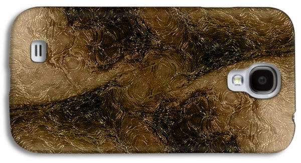 Abstract Forms Galaxy S4 Cases - Mystical Gateway Galaxy S4 Case by James Barnes