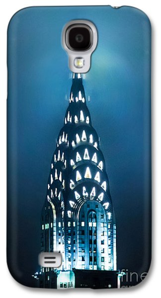 Midtown Galaxy S4 Cases - Mystical Spires Galaxy S4 Case by Az Jackson