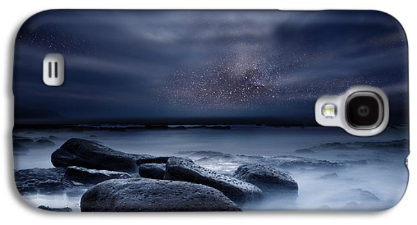 Waterscape Galaxy S4 Cases - Mythical Enlightenment Galaxy S4 Case by Jorge Maia