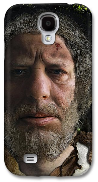 Incarnation Galaxy S4 Cases - Nafets Neandertal Galaxy S4 Case by Nafets Nuarb