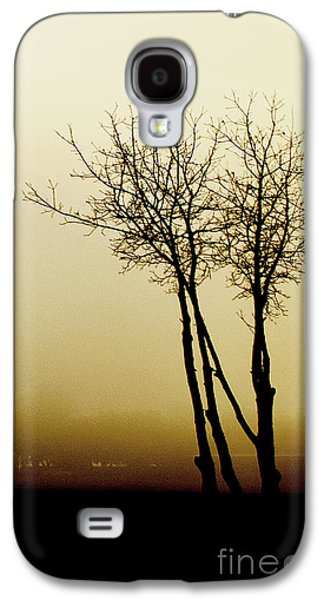 Laura Wrede Galaxy S4 Cases - Naked Trees 1 Galaxy S4 Case by Artist and Photographer Laura Wrede