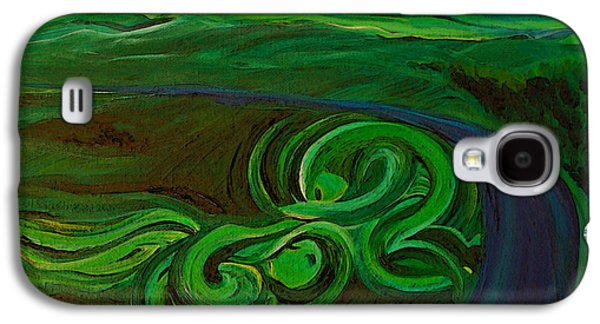 Surreal Landscape Galaxy S4 Cases - Nap Time by jrr Galaxy S4 Case by First Star Art