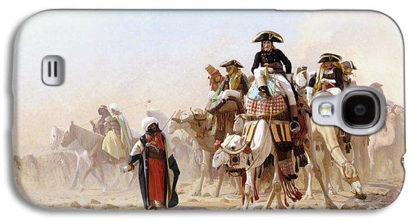 Napoleon And His General Staff Galaxy S4 Case by Jean Leon Gerome